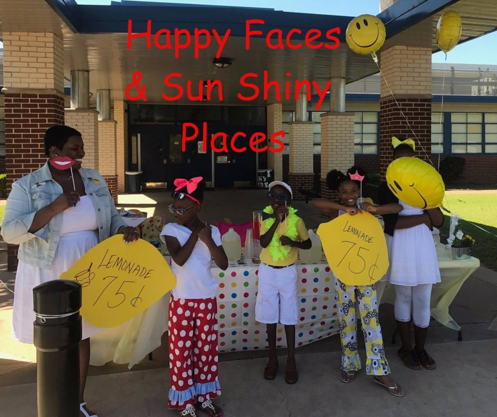2017 Lemonade Stand Winner - Happy Faces & Sun Shiny Places