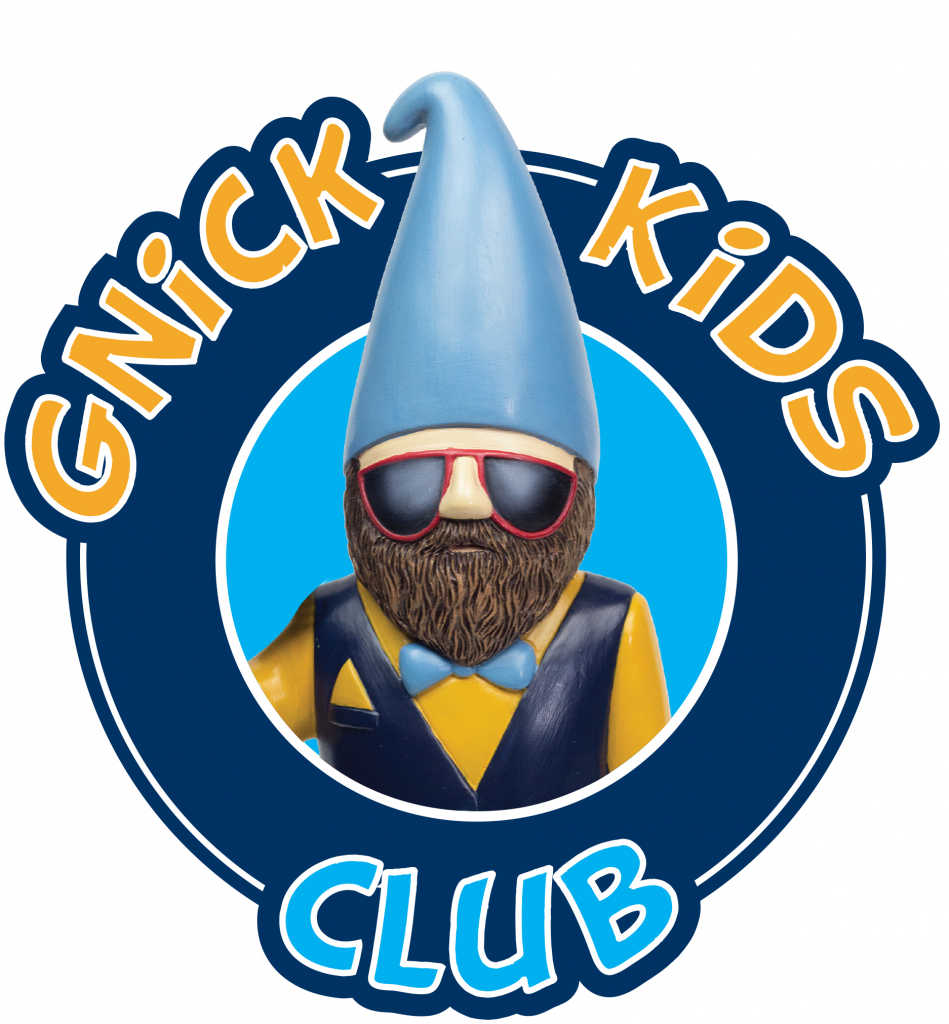 Gnick Kids Club Logo