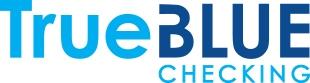True Blue Checking Logo