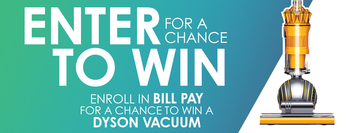 Login to Enroll in Bill Pay & You Are Entered!
